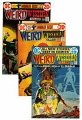 Bronze Age (1970-1979):Western, Weird Western Tales Group (DC, 1972-80) Condition: Average VF+.... (Total: 34 Comic Books)