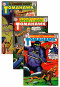 Silver Age (1956-1969):Adventure, Tomahawk Group (DC, 1966-72) Condition: Average VF.... (Total: 17 Comic Books)