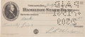 "Autographs:Checks, 1931 Lewis ""Hack"" Wilson Signed Check...."