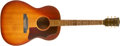 Musical Instruments:Acoustic Guitars, 1965 Gibson LG-1 Sunburst, #401419....