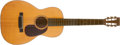Musical Instruments:Acoustic Guitars, 1931 Martin O-18 Natural Acoustic Guitar, #46897....