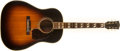 Musical Instruments:Acoustic Guitars, 1949-50 Gibson Southern Jumbo Sunburst Acoustic Guitar, #381026....