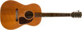 Musical Instruments:Acoustic Guitars, 1955 Gibson LG-3 Natural Acoustic Guitar, #W1722 17....