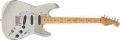 Musical Instruments:Electric Guitars, 1993 Fender Stratocaster Aluminum Electric Guitar, #N387706....