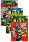 Silver Age (1956-1969):Horror, Unexpected Group (DC, 1964-68).... (Total: 18 Comic Books)