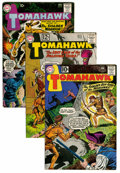 Silver Age (1956-1969):Adventure, Tomahawk #72-89 Group (DC, 1961-63).... (Total: 18 Comic Books)