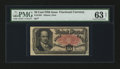 Fractional Currency:Fifth Issue, Fr. 1381 50¢ Fifth Issue PMG Choice Uncirculated 63 Net.. ...