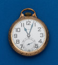 Timepieces:Pocket (post 1900), Elgin, 16 Size, 21 Jewel B.W. Raymond. ...