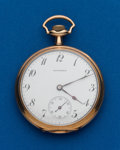 Timepieces:Pocket (post 1900), Howard, 17 Jewel, 12 Size. ...