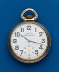 Timepieces:Pocket (post 1900), Hamilton, 16 Size, Traffic Special. ...