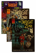 Silver Age (1956-1969):Horror, Twilight Zone Group (Dell/Gold Key, 1962-79) Condition: AverageFN+....
