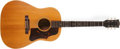 Musical Instruments:Acoustic Guitars, 1963 Gibson J-50 ADJ Natural Acoustic Guitar, #138613....