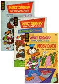 Bronze Age (1970-1979):Cartoon Character, Walt Disney Showcase File Copy Group (Gold Key, 1970-78) Condition:Average VF.... (Total: 12 Comic Books)