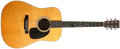 Musical Instruments:Acoustic Guitars, 1975 Martin D-28 Acoustic Guitar, #369628....
