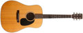 Musical Instruments:Acoustic Guitars, 1967 Martin D-18 Natural Acoustic Guitar, #226651....