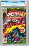 Bronze Age (1970-1979):Horror, Tomb of Dracula #64 Western Penn pedigree (Marvel, 1978) CGC NM/MT9.8 White pages....