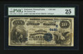 National Bank Notes:Pennsylvania, Emlenton, PA - $10 1882 Value Back Fr. 577 The Farmers NB Ch. #(E)5481. ...