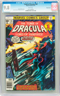 Bronze Age (1970-1979):Horror, Tomb of Dracula #60 Western Penn pedigree (Marvel, 1977) CGC NM/MT9.8 White pages....