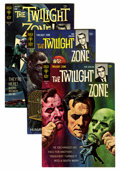 Silver Age (1956-1969):Horror, Twilight Zone File Copy Group (Gold Key, 1967-72) Condition:Average VF.... (Total: 12 Comic Books)