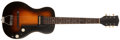 Musical Instruments:Electric Guitars, 1953 National Sunburst Resophonic Guitar, #X17281....