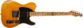 Musical Instruments:Electric Guitars, 1971 Fender Telecaster Blonde Electric Guitar, #260407....