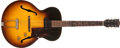 Musical Instruments:Electric Guitars, 1957 Gibson ES-125 Sunburst Electric Guitar, #U278732....