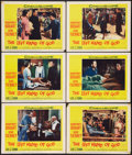 """Movie Posters:Drama, The Left Hand of God (20th Century Fox, 1955). Lobby Cards (6) (11"""" X 14""""). Drama.. ... (Total: 6 Items)"""