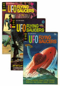 Bronze Age (1970-1979):Miscellaneous, Gold Key UFO Related Group (Gold Key, 1970-79) Condition: AverageFN/VF.... (Total: 13 Comic Books)