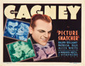"Movie Posters:Crime, Picture Snatcher (Warner Brothers, 1933). Title Lobby Card (11"" X14"").. ..."