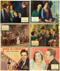 "Movie Posters:Drama, Song O' My Heart (Fox, 1930). Title Lobby Card and Lobby Cards (5)(11"" X 14"") .. ... (Total: 6 Items)"