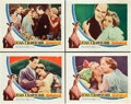 "Movie Posters:Drama, Untamed (MGM, 1929). Lobby Cards (4) (11"" X 14"").. ... (Total: 4 Items)"