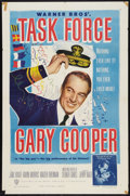 "Movie Posters:War, Task Force (Warner Brothers, 1949). One Sheet (27"" X 41""). War.. ..."