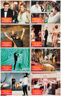 "Movie Posters:James Bond, Casino Royale (Columbia, 1967). Lobby Card Set of 8 (11"" X 14"")..... (Total: 8 Items)"
