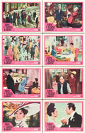 "Movie Posters:Musical, My Fair Lady (Warner Brothers, 1964). Lobby Card Set of 8 (11"" X14"").. ... (Total: 8 Items)"