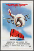 "Movie Posters:Comedy, Airplane! (Paramount, 1980). One Sheet (27"" X 41""). Comedy.. ..."