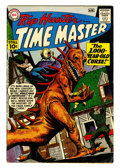 Silver Age (1956-1969):Science Fiction, Rip Hunter Time Master #1 (DC, 1961) Condition: VG....