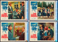"Movie Posters:War, The Great Escape (United Artists, 1963). CGC Graded Lobby Card Set of 8 (11"" X 14"").. ... (Total: 8 Items)"