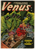 Golden Age (1938-1955):Horror, Venus #18 (Atlas, 1952) Condition: VG-....