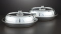 Silver & Vertu:Hollowware, A PAIR OF AMERICAN SILVER COVERED ENTRÉE SERVERS . Gorham Manufacturing Co., Providence, Rhode Island, circa 1913. Marks: (l... (Total: 2 Items)