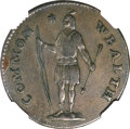 Colonials, 1788 1C Massachusetts Cent, No Period XF45 NGC. Ryder 13-N, W-6380, High R.4....
