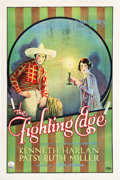 "Movie Posters:Western, The Fighting Edge (Warner Brothers, 1926). One Sheet (27"" X 41"").. ..."