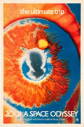 "Movie Posters:Science Fiction, 2001: A Space Odyssey (MGM, 1968). One Sheet (27"" X 41"").. ..."
