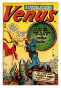 Golden Age (1938-1955):Horror, Venus #14 (Atlas, 1951) Condition: Apparent VG-....