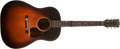 Musical Instruments:Acoustic Guitars, Late 1930s Gibson J-35 Sunburst Acoustic Guitar (no serialnumber)....