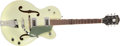 Musical Instruments:Electric Guitars, 1963 Gretsch 6118 Anniversary Cadillac Green Electric Guitar,#58468....