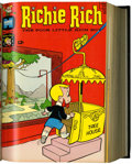 Silver Age (1956-1969):Miscellaneous, Harvey May '66 Comics Bound Volume (Harvey, 1966)....