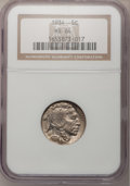 Buffalo Nickels: , 1934 5C MS64 NGC. NGC Census: (335/369). PCGS Population (590/693).Mintage: 20,213,004. Numismedia Wsl. Price for problem ...