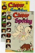 Bronze Age (1970-1979):Cartoon Character, Casper and Spooky #3 and 4 File Copy Group (Harvey, 1973)Condition: Average NM-....