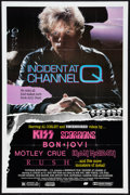 "Movie Posters:Rock and Roll, Incident at Channel Q (AMC, 1986). One Sheet (27"" X 41""). Rock andRoll.. ..."