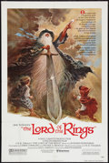 """Movie Posters:Animated, The Lord of the Rings (United Artists, 1978). One Sheet (27"""" X 41"""")Style A. Animated.. ..."""